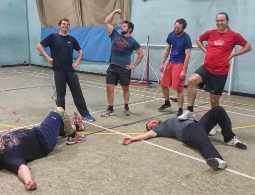 Conditioning Session – 3rd December 2015