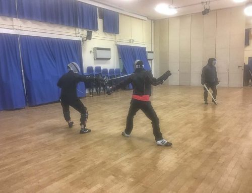 Sunday Sparring – 6th August 2017