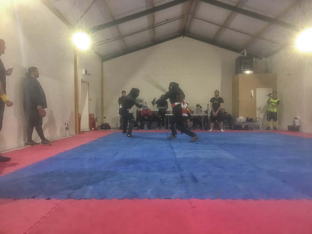The School of The Sword Sees Fightcamp Success – The School of the Sword