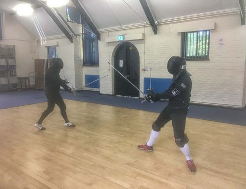 Sunday Sparring – 27th August 2017
