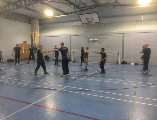 Godalming Training – 6th September 2017