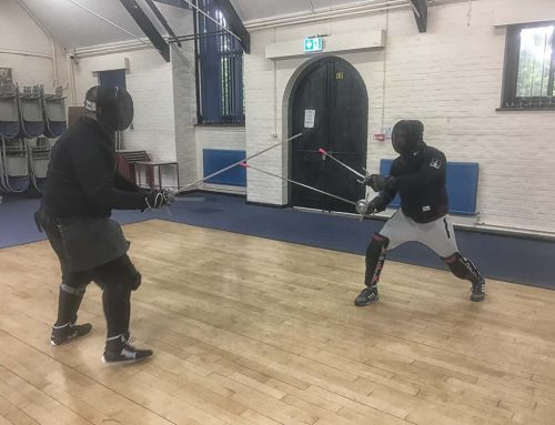 Sunday Sparring – 10th September 2017
