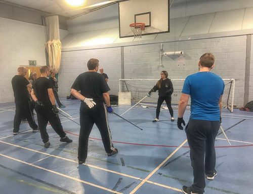 Godalming Training – 13th September 2017
