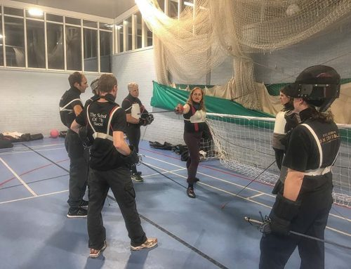 Godalming Training – 20th September 2017