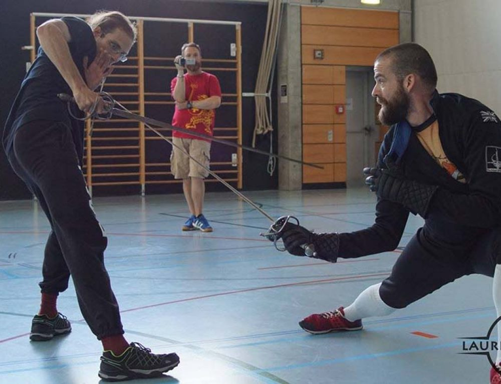 School of the Sword Instructs At Swiss Blades