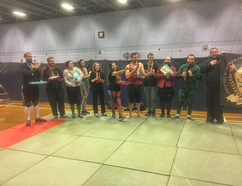 The School Of The Sword Wins Multiple Medals At Wessex League Bristol