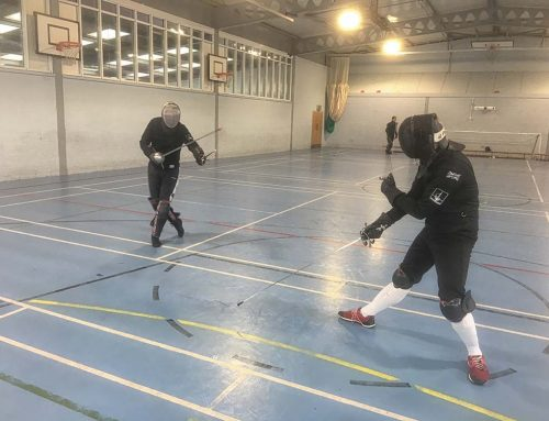 Sunday Sparring – 1st October 2017