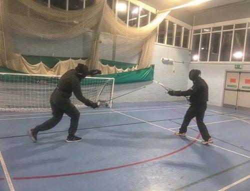 Godalming Training – 4th October 2017