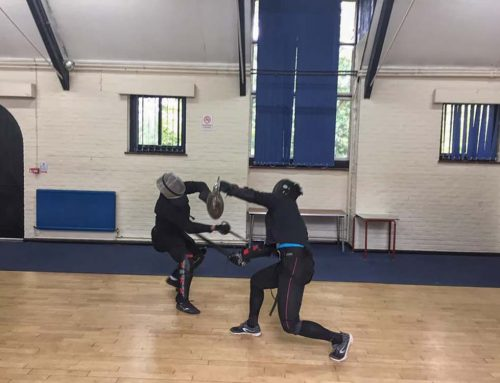 Sunday Sparring – 8th October 2017