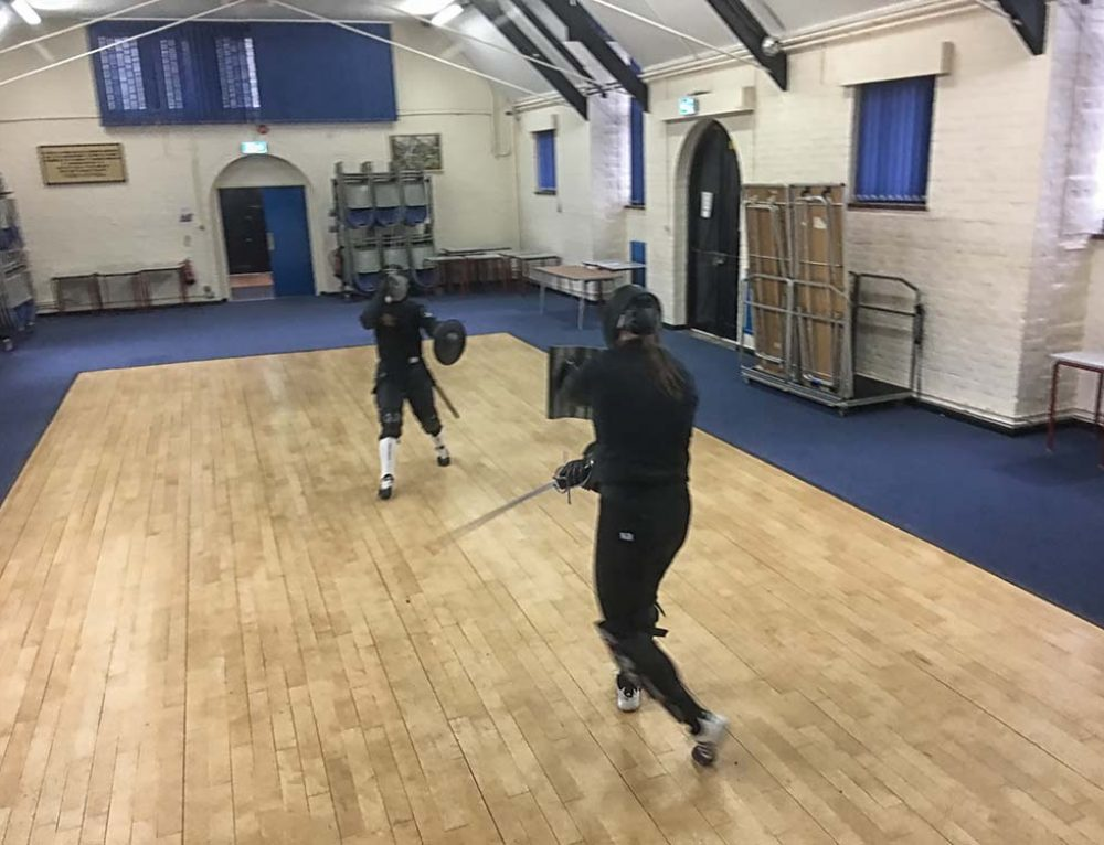 Sunday Sparring – 3rd December 2017