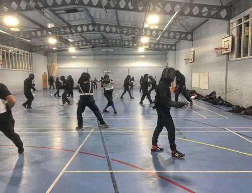 Godalming Training – 3rd January 2018