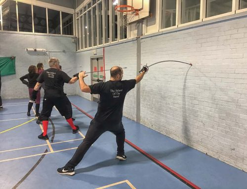 Godalming Training – 17th January 2018