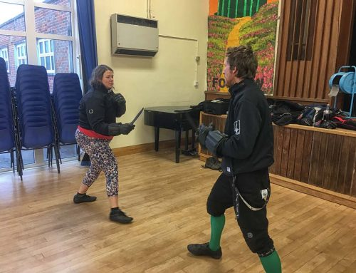 Sunday Sparring – 21st January 2018