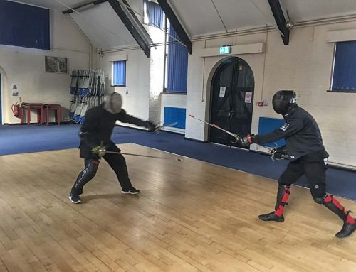 Sunday Sparring – 28th January 2018