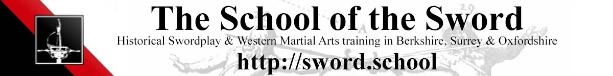 The School of the Sword Logo