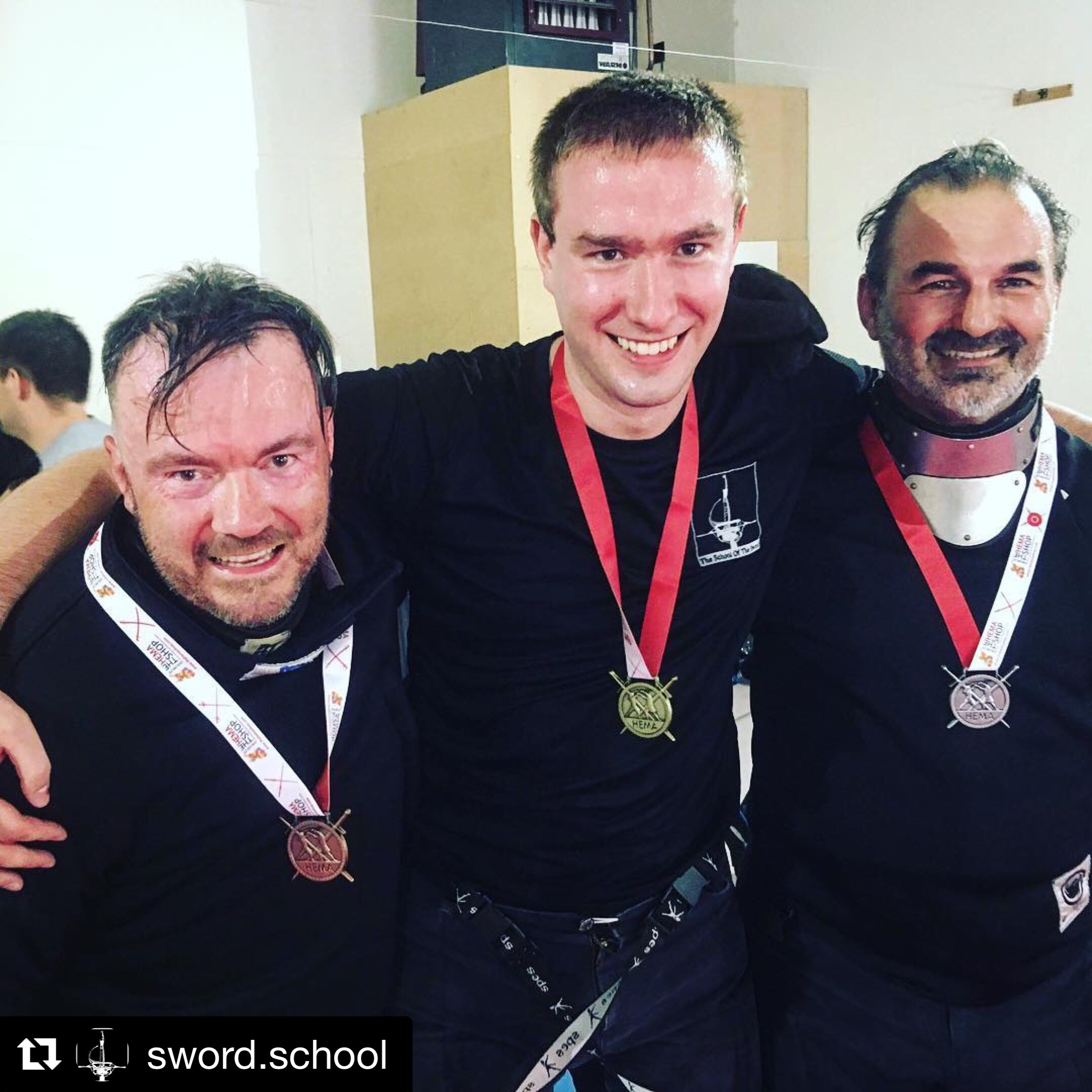 Sots Sweeps the Board at Fightcamp Rapier Tournament – The School of